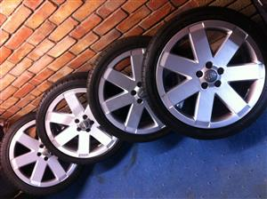 Beck Row Dismantlers Ltd - Auto Parts - Wheels